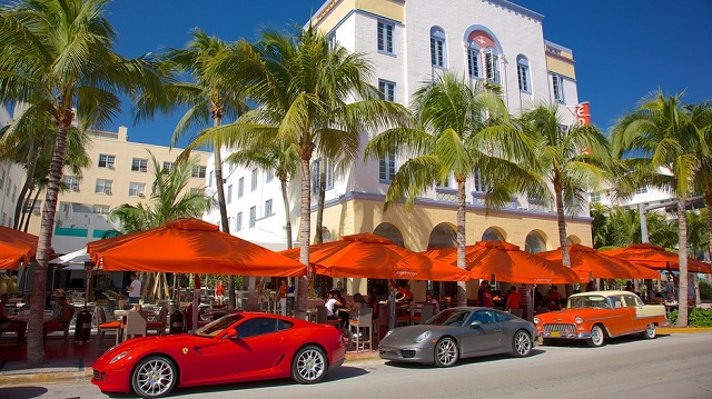Ocean S Ten Restaurant Miami Beach