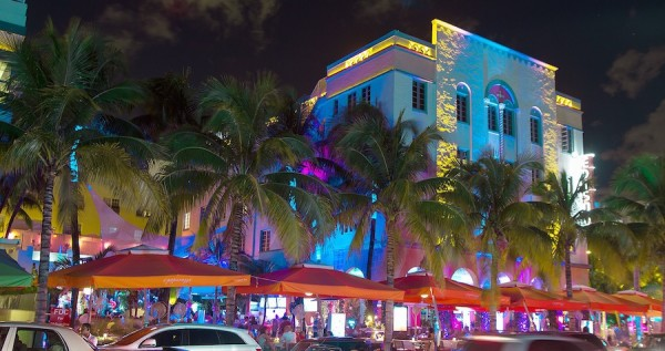 Oceans Ten South Beach ocean drive
